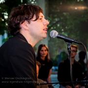 Christian Friedel  & Woods Of Birnam  |  GUERICKE FMRadiokonzert