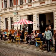 Kunst-Kaffee-Klatsch | Klosterbergestraße Buckau
