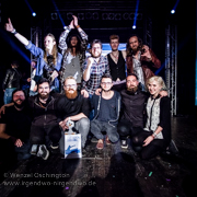 Gewinner SWM TalentVerstärker 2014:  Screw FW &   Berlin Syndrome