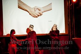 Magdeburger Kulturnacht | Von Schmierseife bis Schießpulver - Aufführung des Ottonentheaters