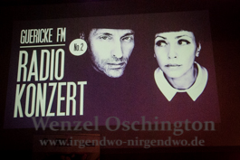 Magdeburger Kulturnacht | Live-Sendung bei  Guericke FM, dem Uni-Radio