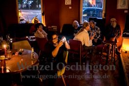 Magdeburger Kulturnacht |  Kunstkneipe Nachdenker