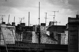 Antennen & Schornsteine | Magdeburg 1989