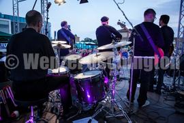 Hafenkonzert mit Martin & Thomas Rühmann & Band