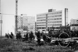 STASI Gelände Magdeburg Kroatenweg