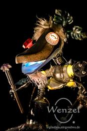 Keine Außerirdischen, sondern Buckaunauten von Sebastian Noe