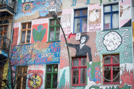 Graffiti & Street Art - Berlin Friedrichshain