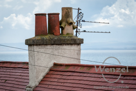 Pittenween - Dächer - Halbinsel Fife - Schottland