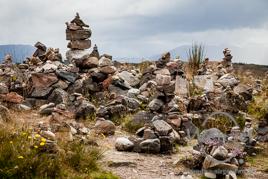 Steinpyramiden