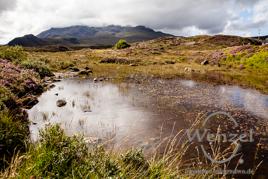 Isle of Skye  –  Sligachan Bridge