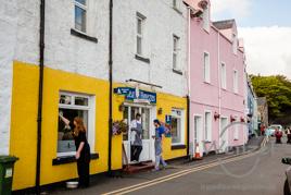 Isle of Skye  –   Portree