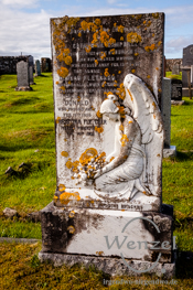 Friedhof –  Isle of Skye
