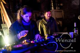 Silvester 2014 - Buckau - Werk 4