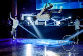 Winterzauber-Gala 2015 /  Da Rookies