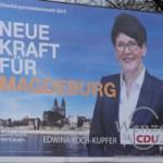 OB-Wahl Magdeburg