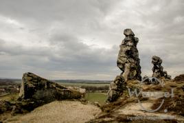Teufelsmauer bei Neinstedt / Harz