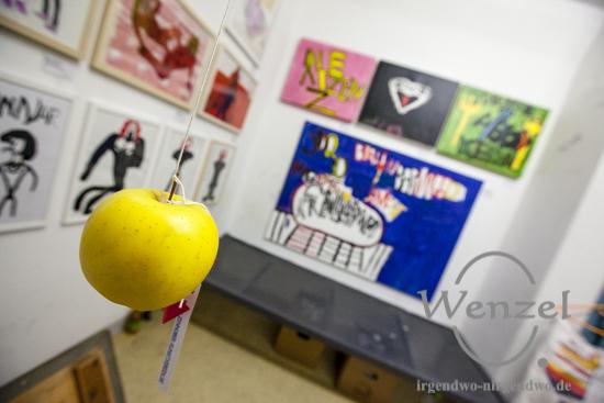 Zellenweise Kunst & Kultur - Neue Sinnlichkeit eröffnet