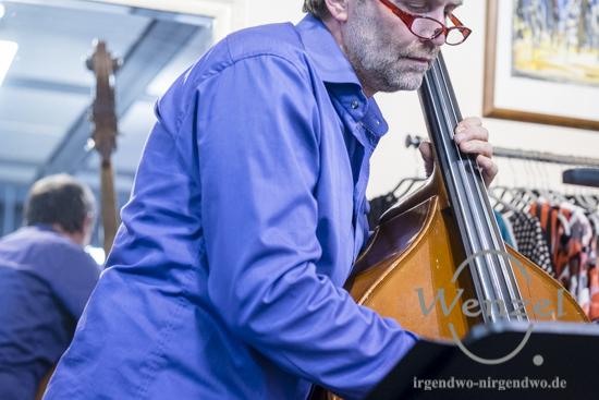 "Jazz Blues Jazz querbeet - ""JazZzimmer"" bei Querstyle"