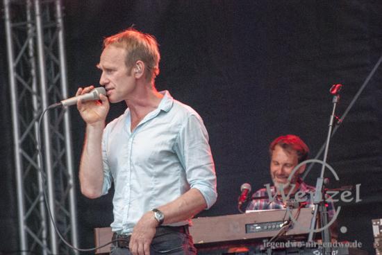 """""""Auf einem Esel ins All"""" - Keimzeit mit neuem Album in der Festung Mark"""