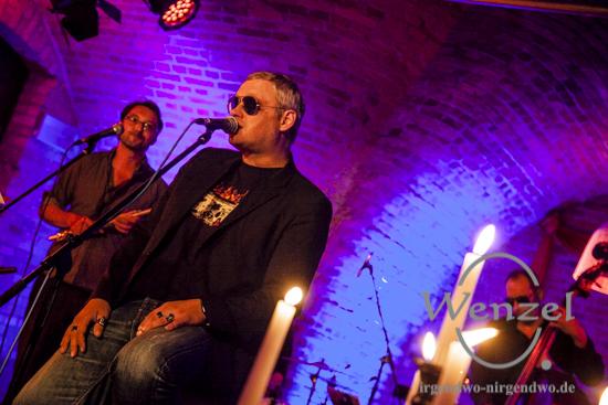 Northern Lite vs. White Noize  –  Summernights in der Festung Mark Magdeburg