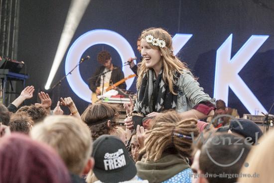 OK Kid - Rocken am Brocken 2015