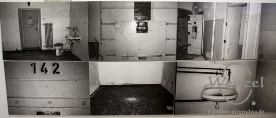 "Ingrid Bahß –  Fotoausstellung ""Seufzerburg"" //  Zelle 16 //"