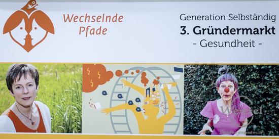 Wechselnde Pfade - Gründermarkt Magdeburg 2015