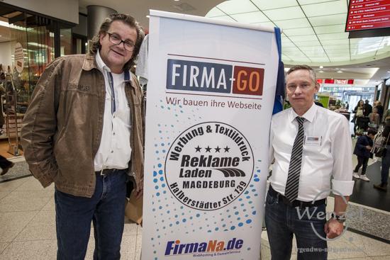 Firma-Go - Gründermarkt Magdeburg 2015