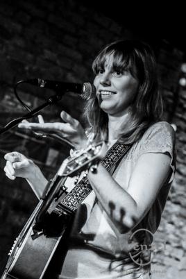 Liz Clark & Band zu Gast im Bluenote