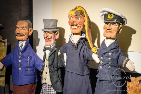 Umgeschaut im Puppentheater Magdeburg