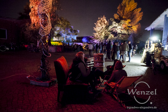 WERK4 ernte(t) Dank -  Fest zum Tag der Deutschen Einheit in Magdeburg Buckau