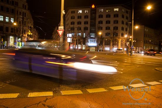 Streifzug durchs abendliche Magdeburg