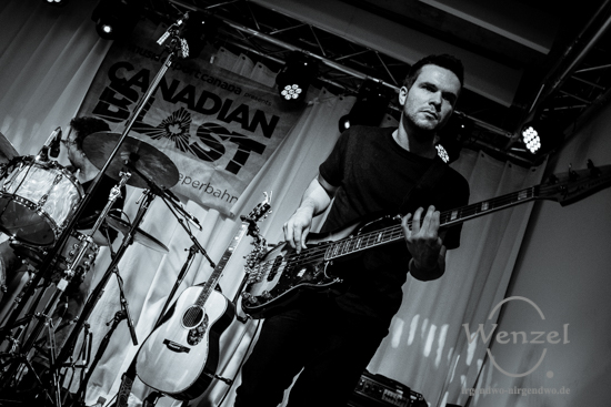 The Franklin Electric - Reeperbahn Festival 2015