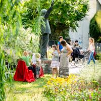 Hoffest im Volksbad Buckau