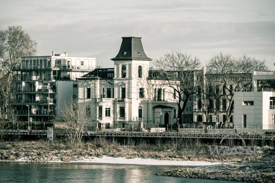 Unterwegs in Magdeburg - Januar 2016 - Werder