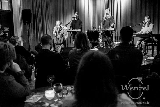 SOPHA  –  Konzert Volksbad Buckau
