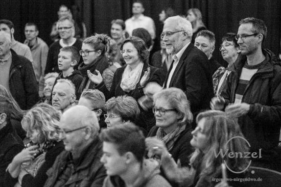 """Thomas Walter Maria & Kapelle – Benefizkonzert für das Projekt """"Das Haus"""""""