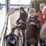 Fahrradtour mit Anton Hofreiter