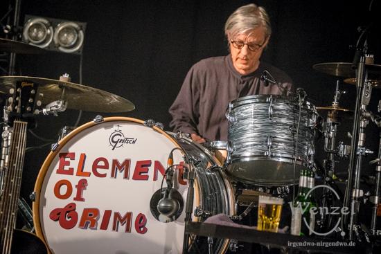 """Element of Crime - """"Lieblingsfarben und Tiere"""" - Tour"""