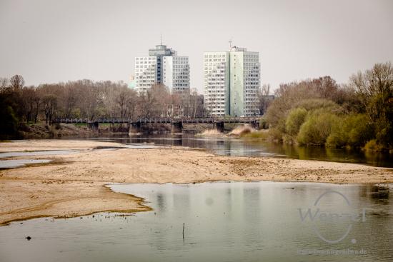 Blick zum Werder