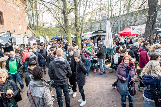 1. Magdeburger Street Food Open Air  –  Festung Mark
