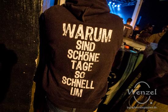 Zaunpfahl - Konzert Factory Magdeburg