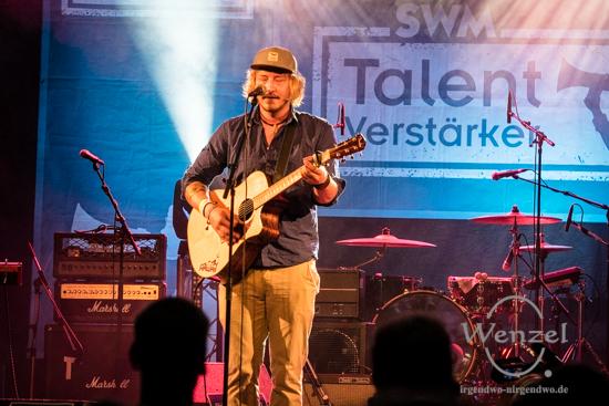Marcel Metzner – SWM Talentverstärker - Finale 2016