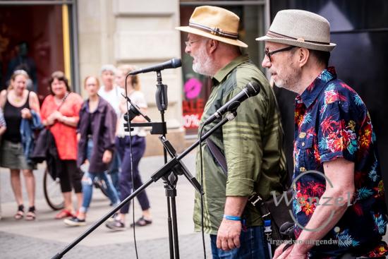 Bamautzky - buskers – Straßenmusikfestival Braunschweig