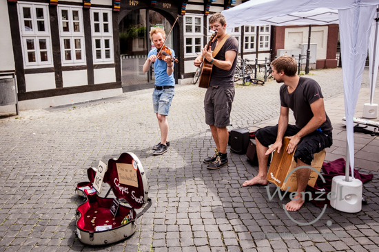 Crepes Sucette - buskers – Straßenmusikfestival Braunschweig