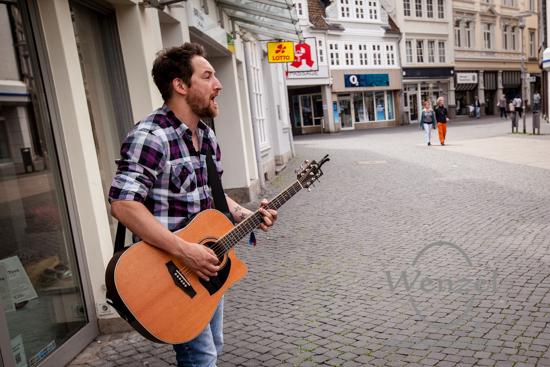 Dome - buskers – Straßenmusikfestival Braunschweig
