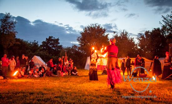 Lithafest am Salbker See
