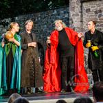 Macbeth  oder Die Reinheit des Herzens –  Sommertheater der Companie Magdeburg 09