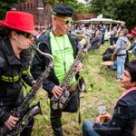 """Sax´n Anhalt VIP-Band  beim """"Jazz am Turm"""" Sommerfest"""