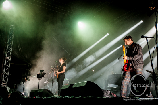 Sophie Hunger –  Rocken am Brocken 2016 –  Foto Wenzel-Oschington.de